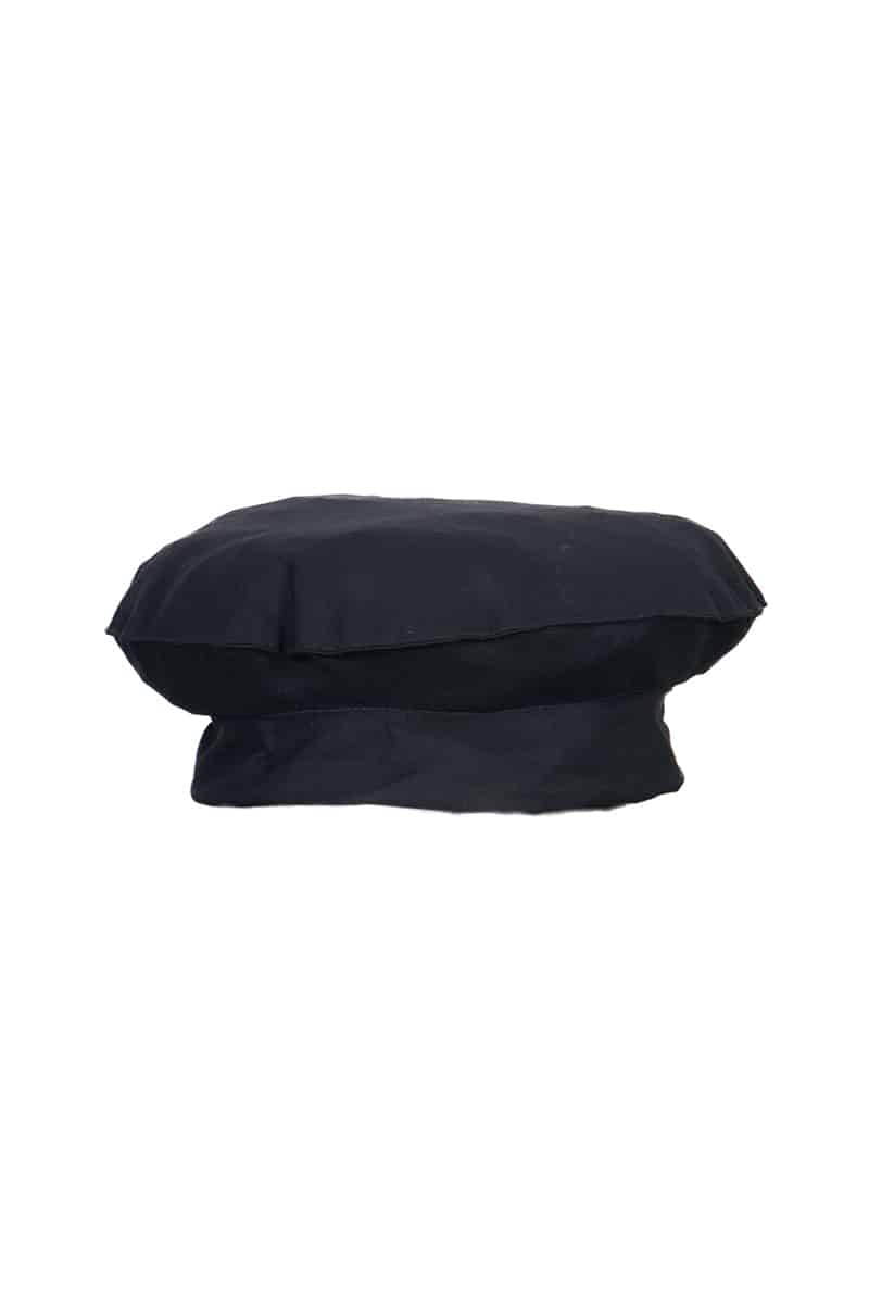 Chef Hat Black