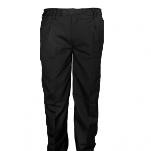 Chef Pants:   Classic Black Modern Fit