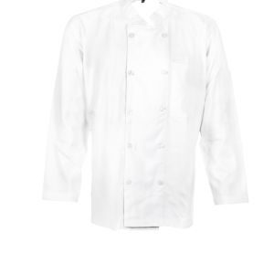 Chef Jacket: Classic White