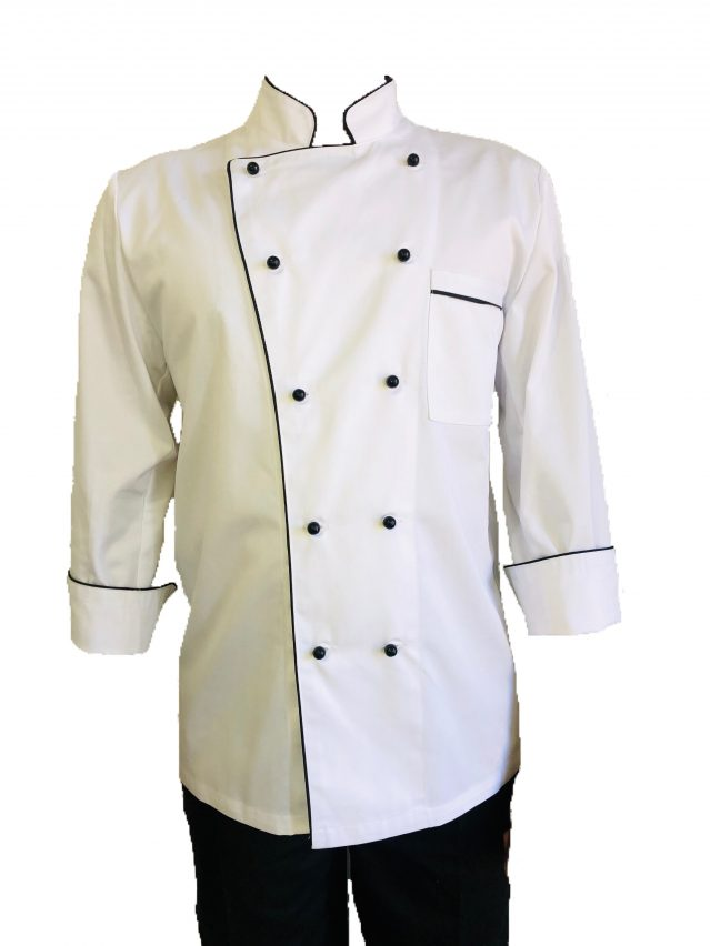 Chef Jackets: Classic White