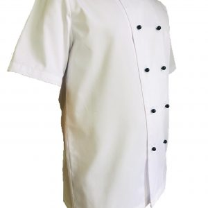 Chef White Jackets Side