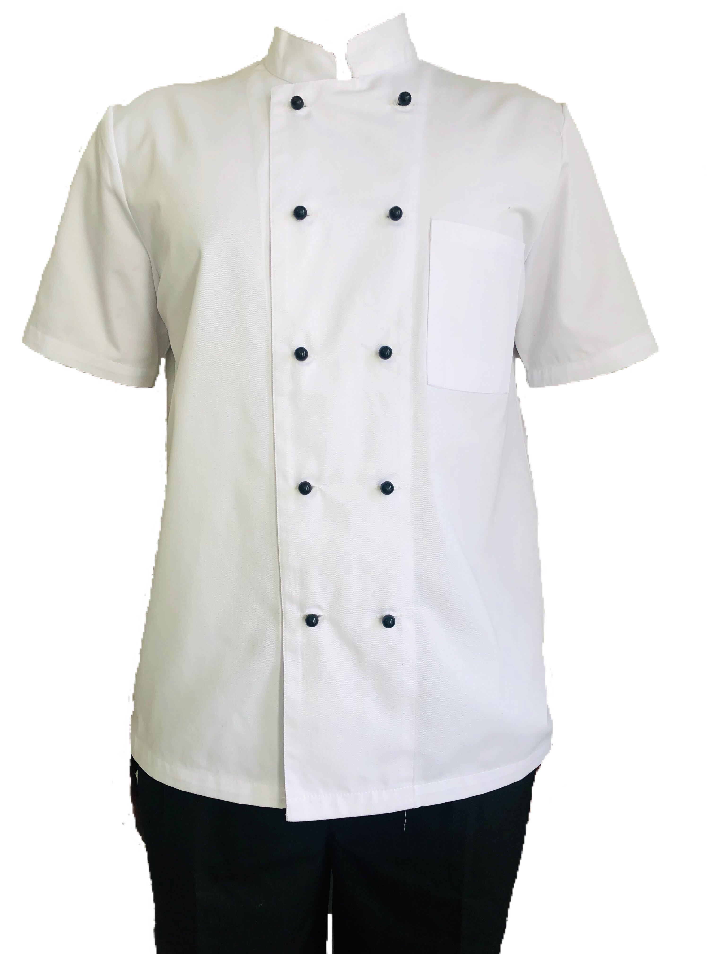 White Chef Jackets
