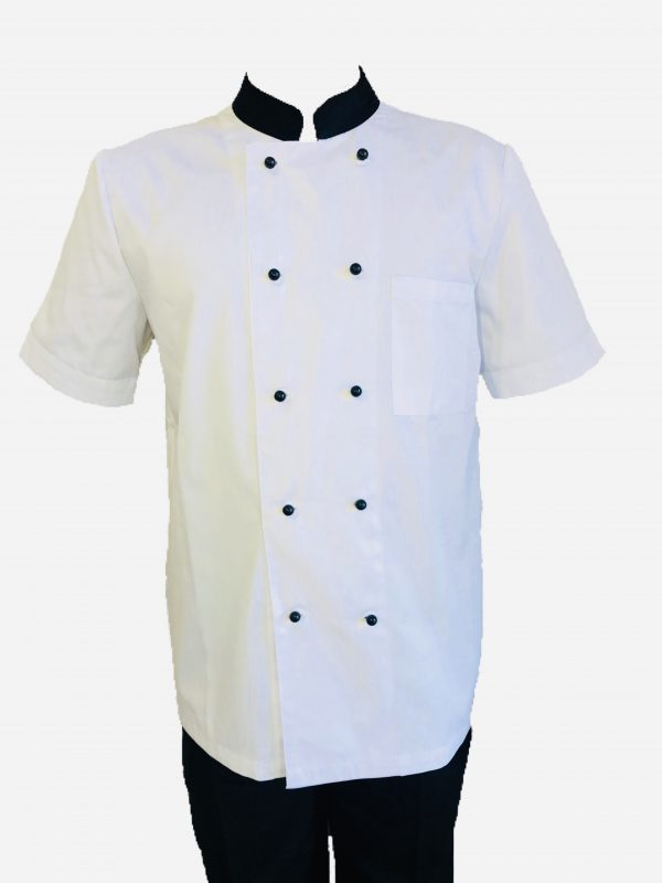 Custom Chef Jacket