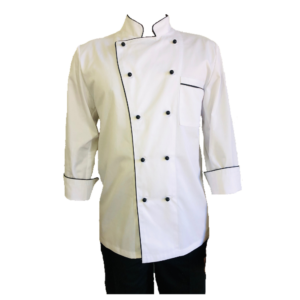 Traditional White Chef Jacket- Full Sleeve Chef Jackets