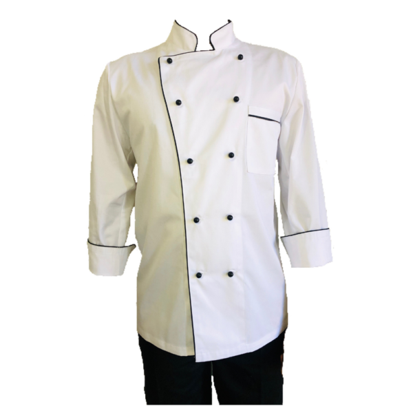 Traditional White Chef Jacket