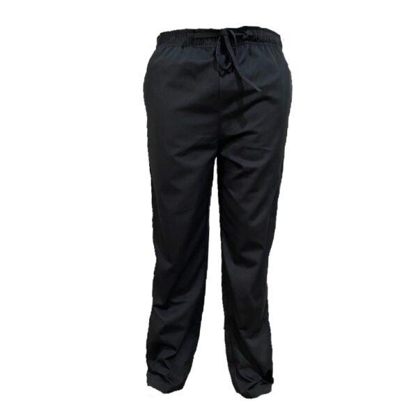 Waistband Chef Pants black